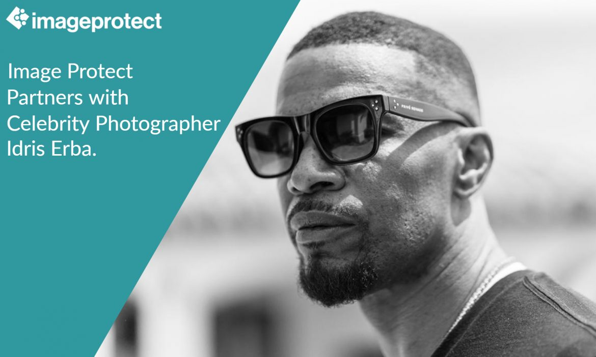 Image Protect Partners with Celebrity Photographer Idris Erba
