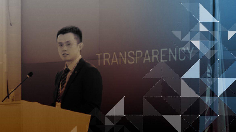 , Changpeng Zhao