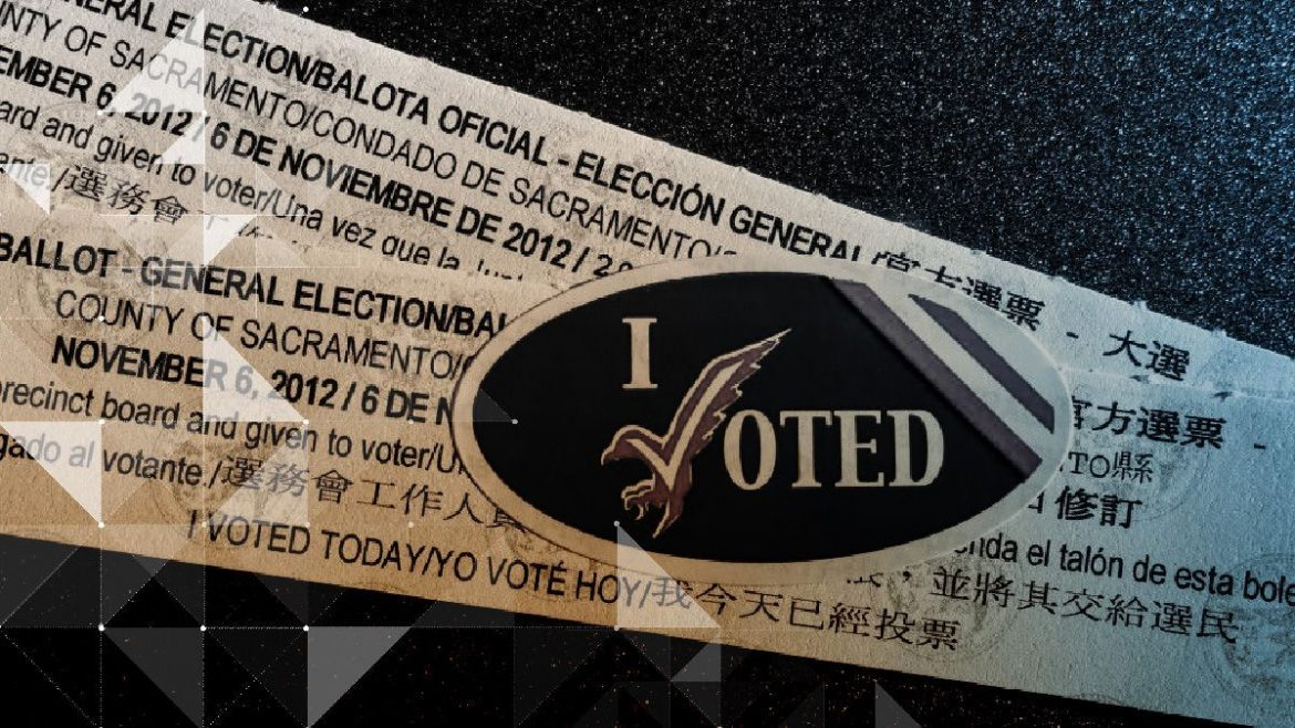 , Blockchain Could Bring Transparency to the Voting System