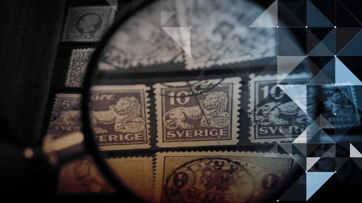 , Another First For Crypto — Collectible Stamps