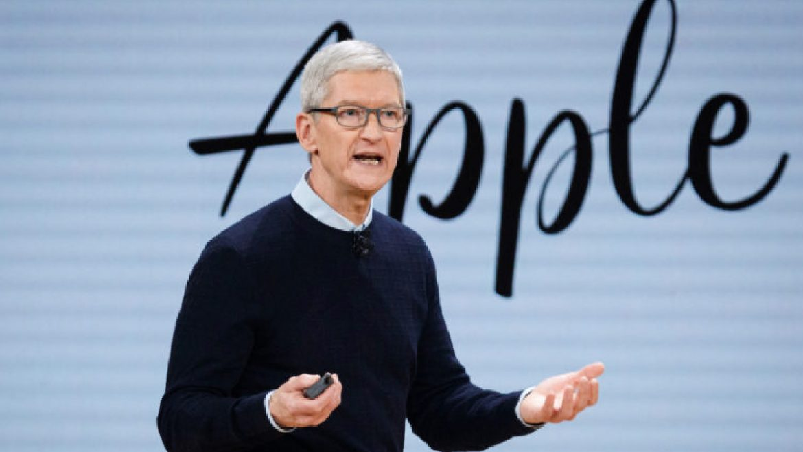 , Is Apple getting into Blockchain?