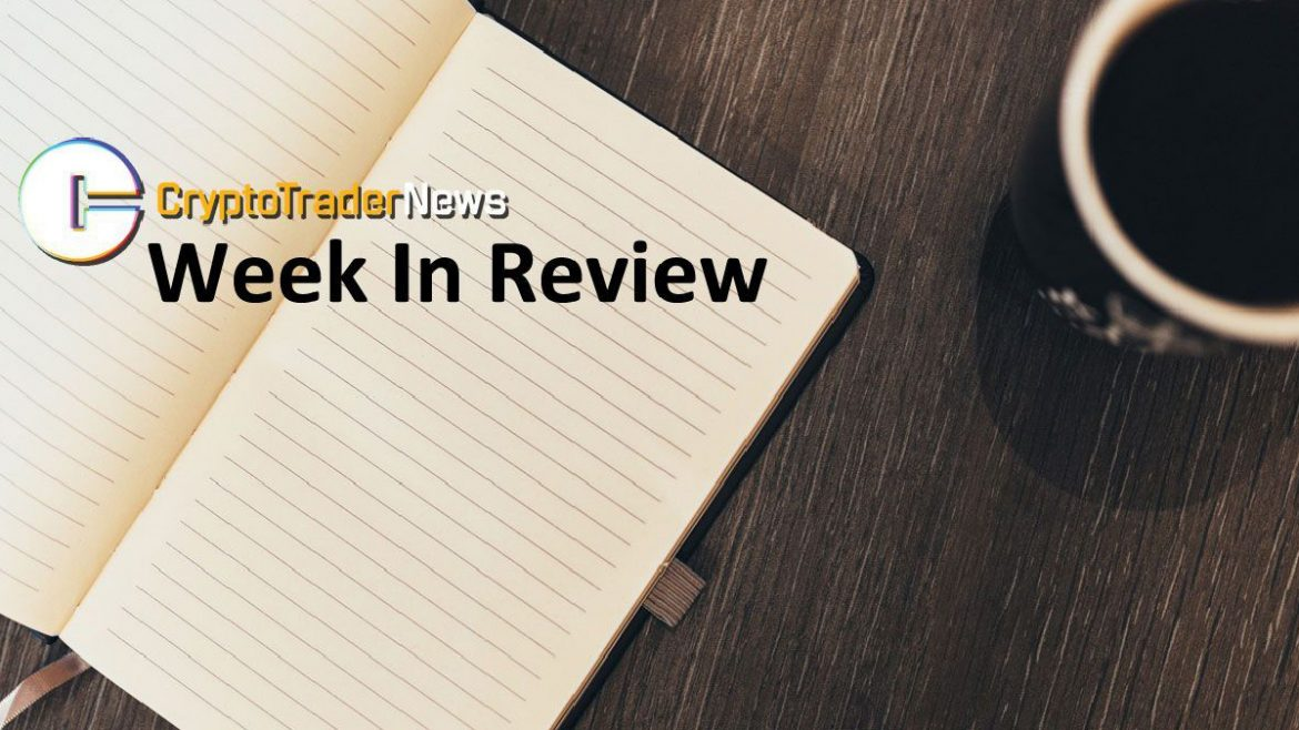 , Crypto Trader News Highlights: Week of August 11, 2019