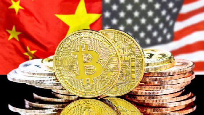 Is The US-China Trade War Helping Bitcoin?