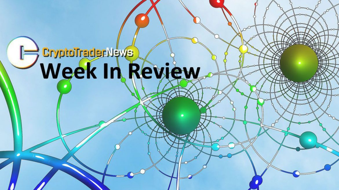 , Crypto Trader News Highlights: Week of August 25, 2019