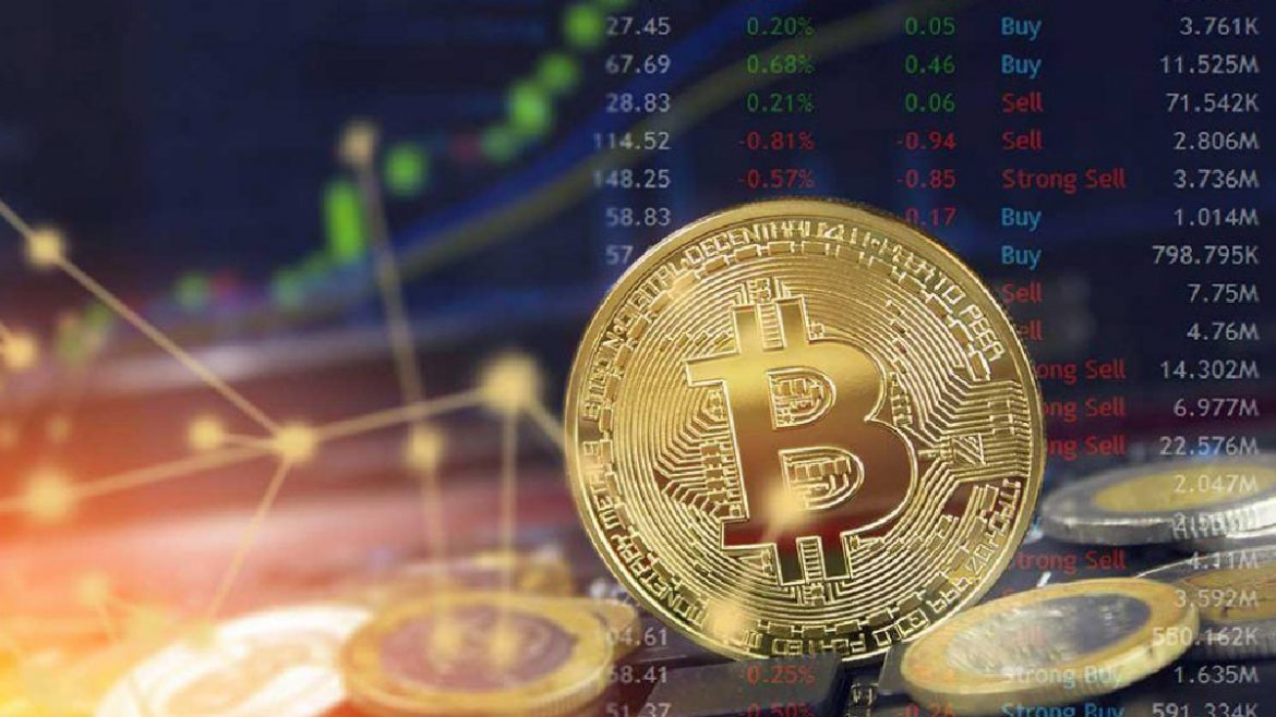 , When Stocks Drop, Crypto Soars