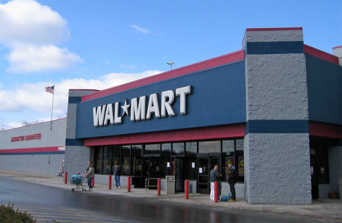 , Walmart Submits Patent For Stablecoin