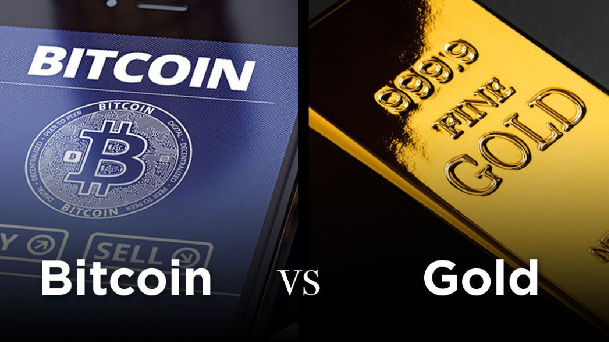 Is Bitcoin Or Gold A Safe Haven For A USD Collapse ...