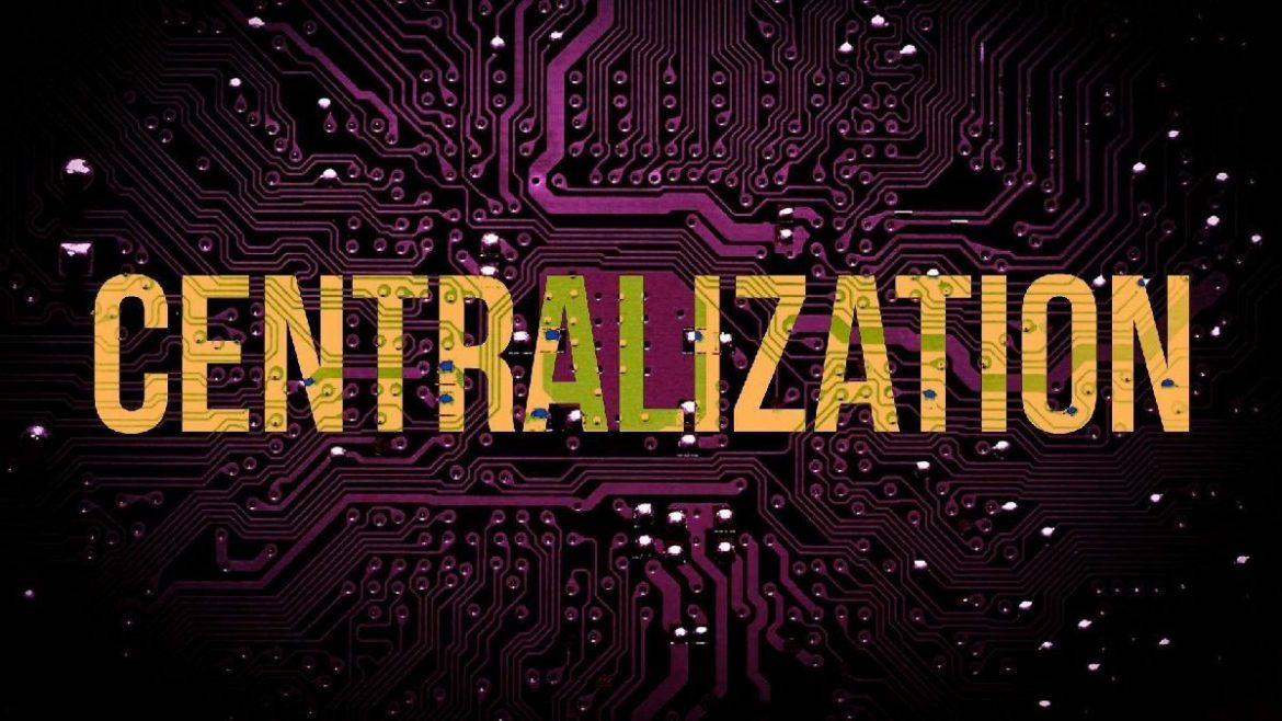 , Can Cryptocurrencies Exist Without Decentralization?