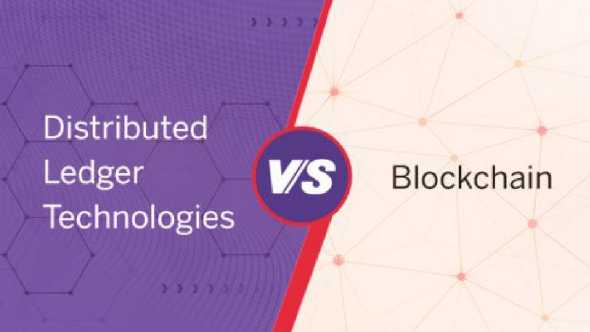 , The Difference Between Distributed Ledger Technology and Blockchain