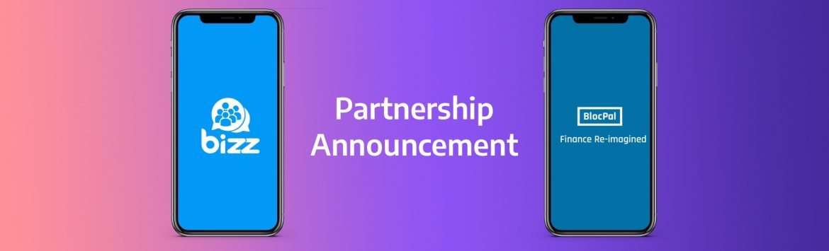 , Bizz and BlocPal Announce Strategic Partnership